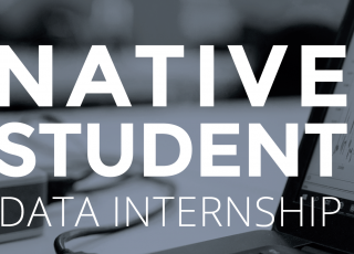 Native Student Data Internship